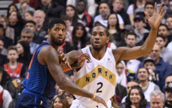 LeBron James vs. Kawhi Leonard Showdown   2019 Highlight Mix
