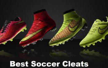 Top 10 Best Soccer Cleats in 2019