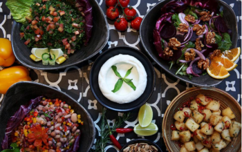Middle Eastern restaurants and food: Where did this amazing cuisine come from?