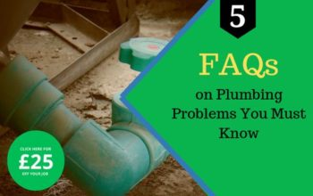 5 Common FAQs on Plumbing Problems You Must Know