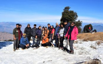 The Complete Guide to the Nag Tibba Trek