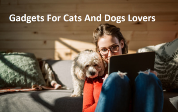 Gadgets For Cats And Dogs Lovers