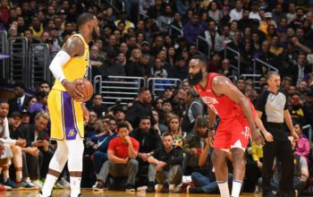 Lakers vs. Rockets score: Los Angeles takes down Houston with Anthony Davis out of the lineup