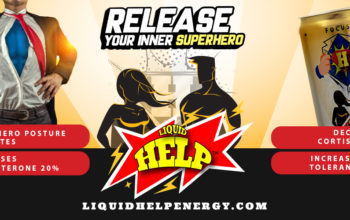 College Students Love Help Energy Drink in Long Island New York