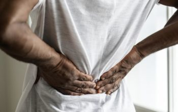 How does physical therapy help make back pain go away?