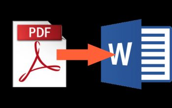 Convert PDF to Word Easily