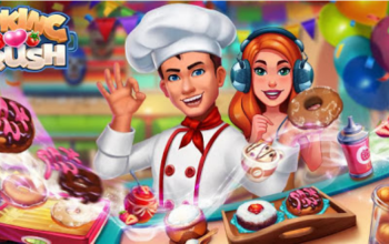 Be a King Chef With Cooking Crush