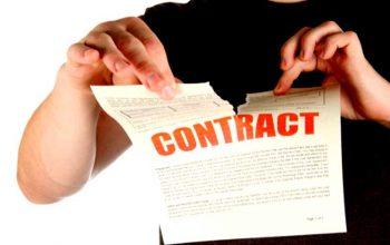 Anticipatory Contract Breach & It's Law