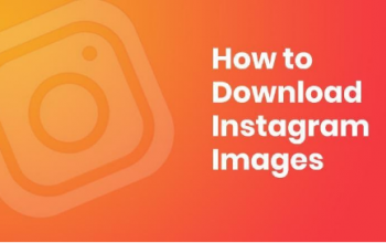 How to back-up and download Instagram Images
