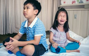 Most common Fights between Siblings