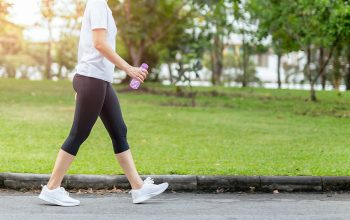 Guidelines For Losing Weight By Walking