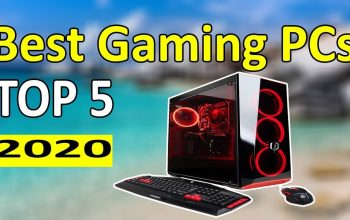 Top 5 Gaming PCs of the Year