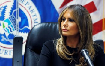 This is What Melania Trump Has To Say About The Refugee Kids Appeared From Leaked Secret Tapes