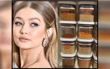 Is Gigi Hadid Using Shan Masala? OMG