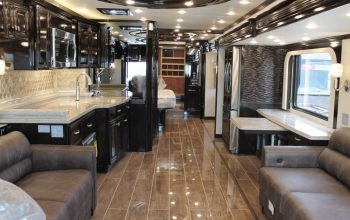 Luxury RVs the Whole Family Will Love