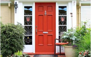 Choosing a Door That Makes a Statement