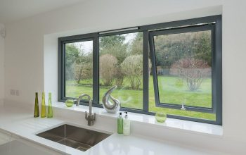 What are the benefits of installing double glazed windows?