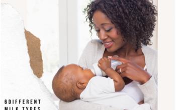 6 Different Milk types in Organic European Baby Formula