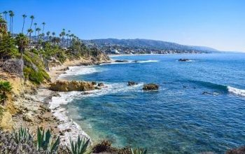 The Top Beaches in the State of California