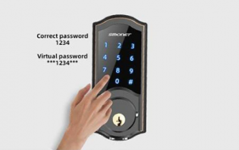 How to Choose a Right Wifi Smart Lock for Your Front Door