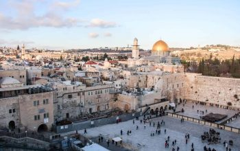 Tips and reasons for taking a sightseeing trip to Israel and the Holy Land