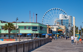 Why people are flocking to Myrtle Beach