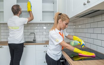 House Cleaning in London by Quick Cleaning Services