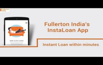 Stepwise Guidelines to Avail Contactless Personal Loan from Fullerton Loan App